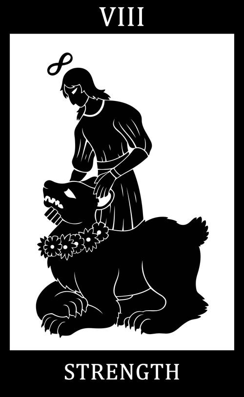 VIII - 力量:SCP-2091 - 熊祖父