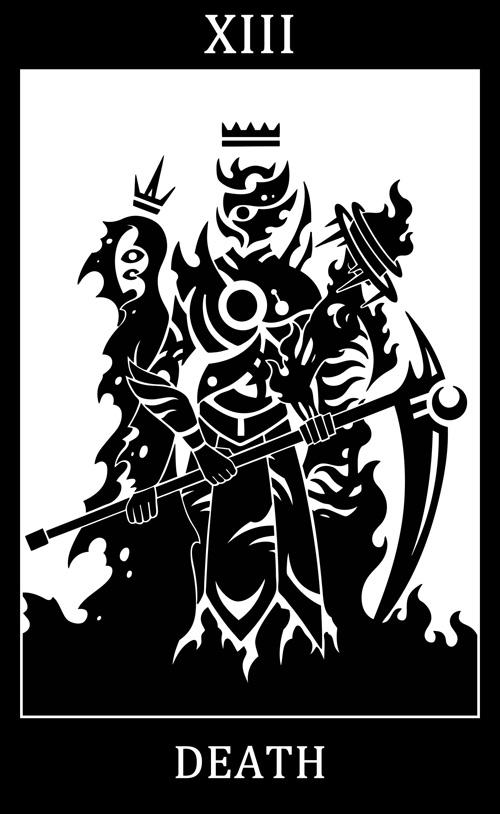 XIII - 死神:死神三兄弟[SCP-1440]