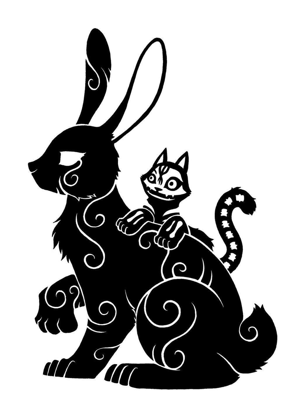 Sarah Crowely & Stuart Hayward - 大兔子与小猫咪