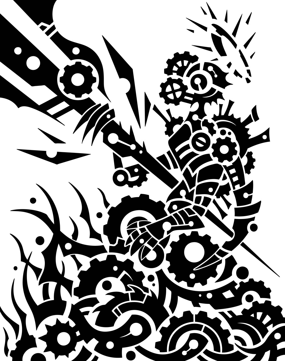 SCP-001 - 破碎之神