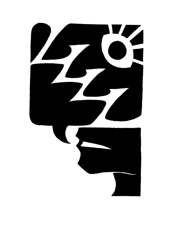 SCP-566 - 每日一词(在世语言学家联盟Logo)