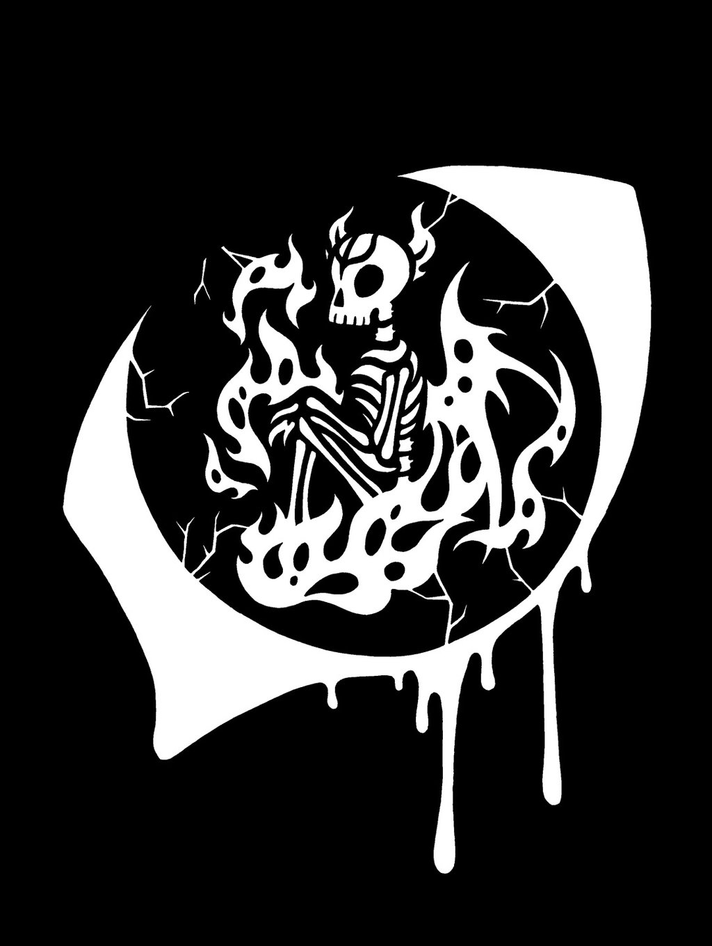 SCP-689 - 黑暗中的祟神