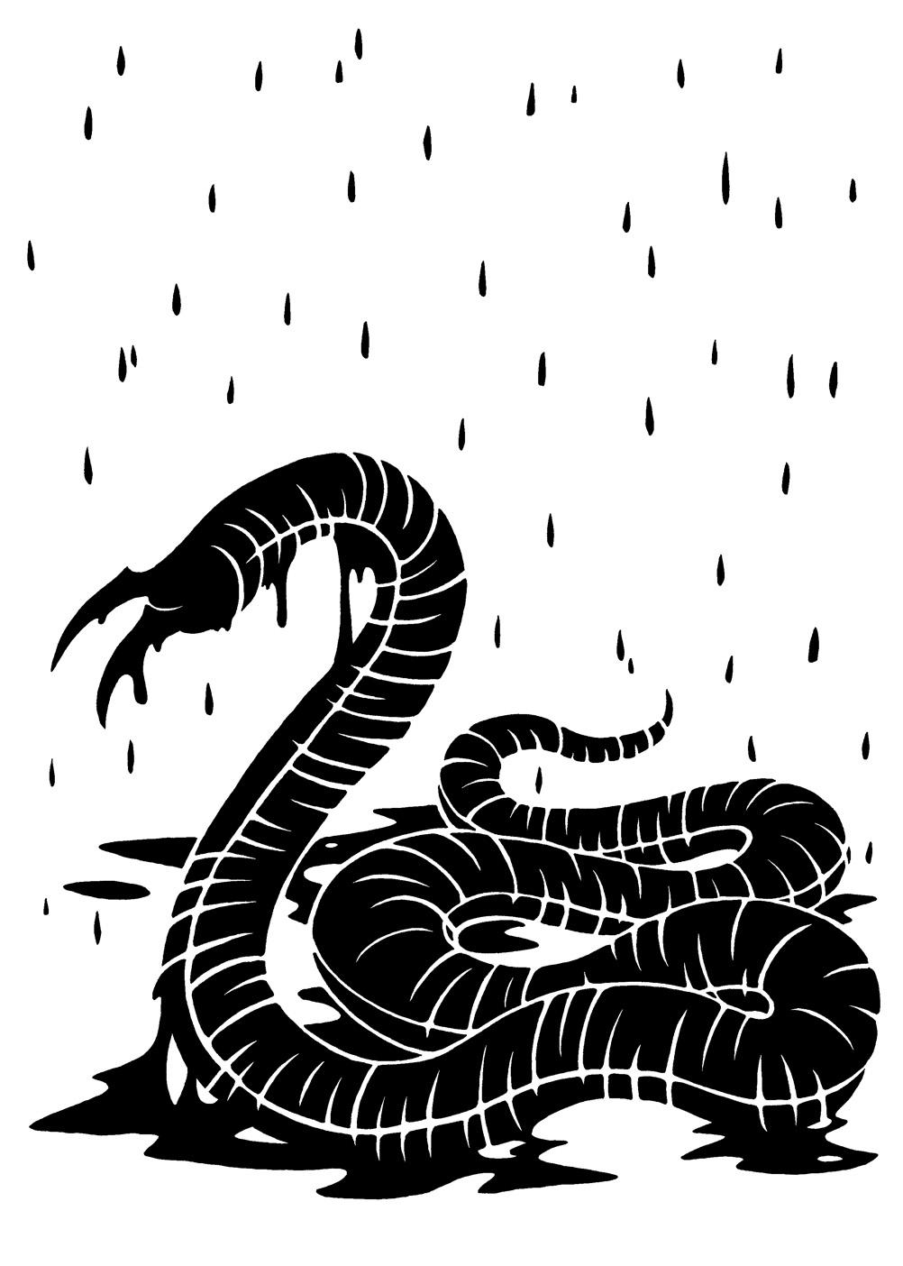 SCP-749 - 雨滴声