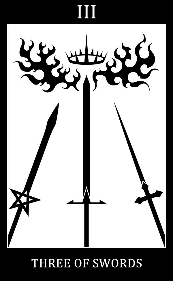 宝剑三: 三巨头
