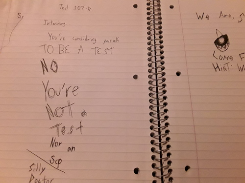 Left Note